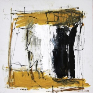 Danse I, 60x60, 2013