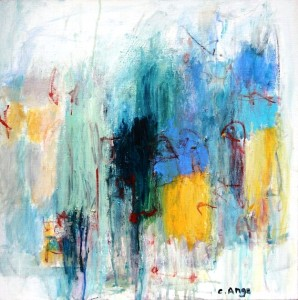 Discours des oiseaux, 60x60, 2013