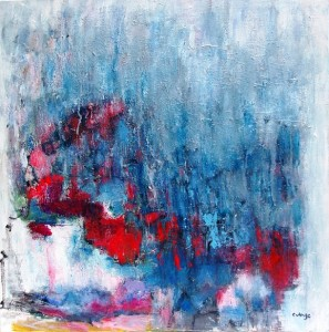 Quiétude, 80x80, 2011